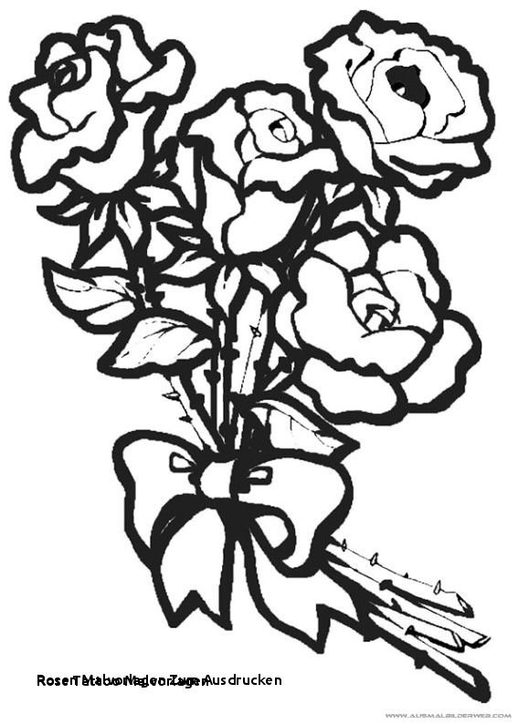 malvorlagen blumen rosen  malvorlagen