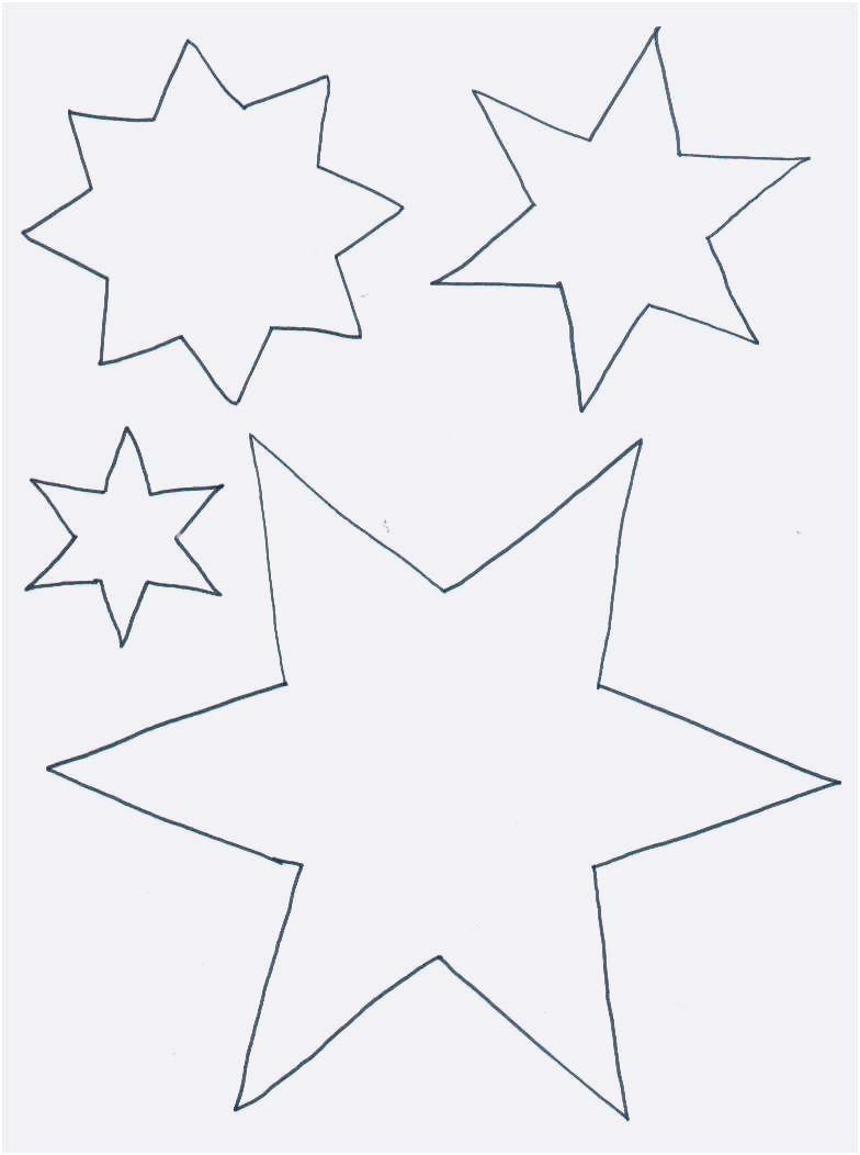 Sternschnuppe Vorlage Zum Ausdrucken Das Beste Von