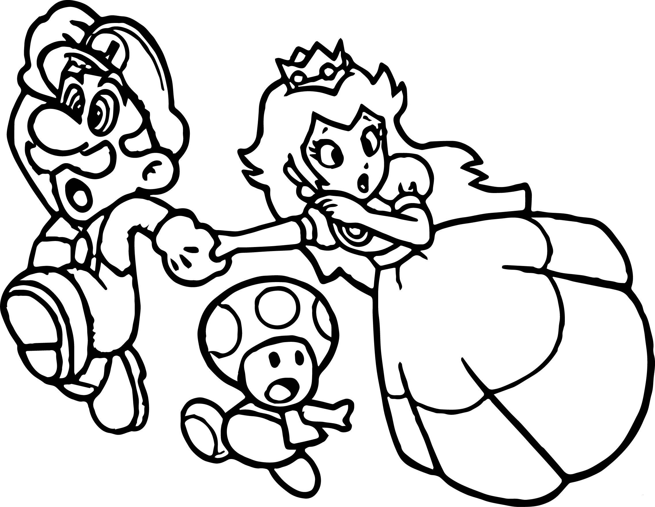 Baby Mario And Princess Peach Wiring Diagram Database