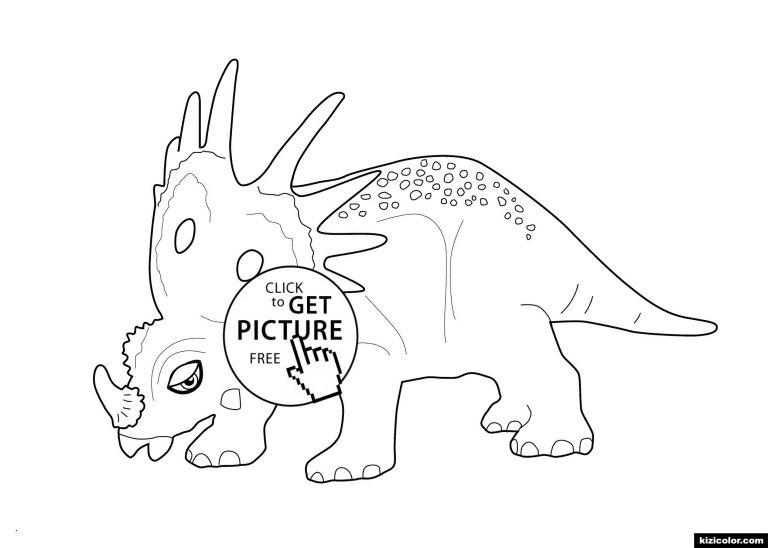 Malvorlagen Dino Zug