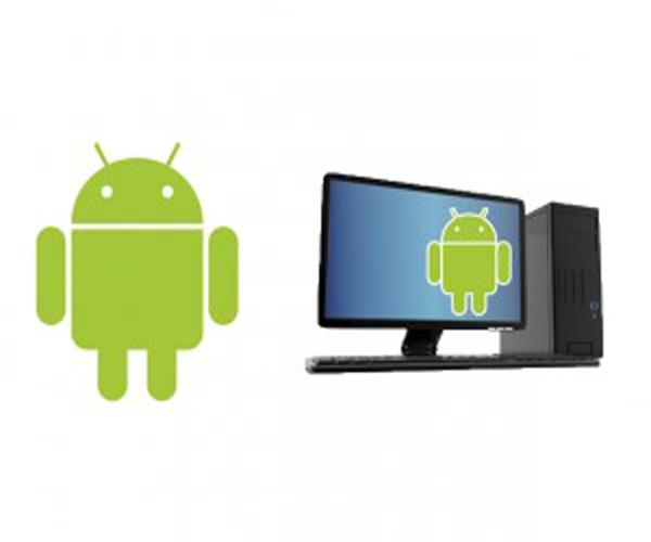 transferir información en android