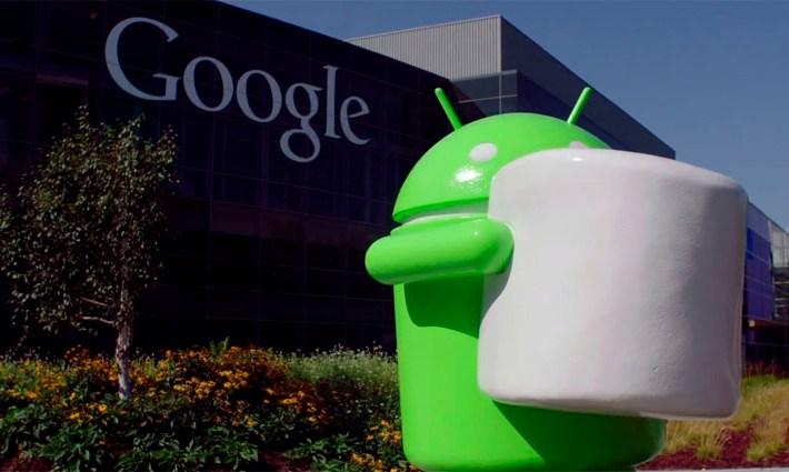 tener Android Marshmallow en tu Nexus