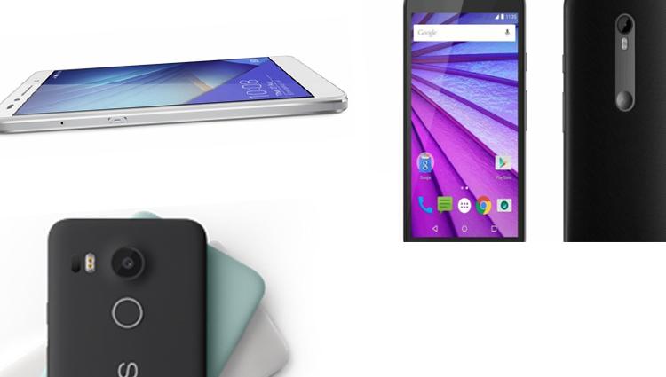 Smartphones android de gama baja baratos