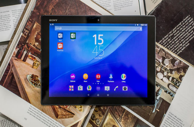 Sony Xperia Z4 tablets android