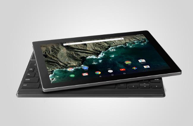 pixcel c de Google tablets android