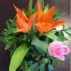 手軽に気楽にフラワーアレンジメントで部屋に花を飾ろう