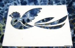 Quetzal Pattern - - Antigua Guatemala