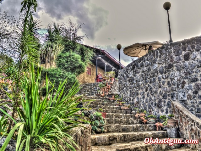 Cerro San Cristóbal Antigua Guatemala