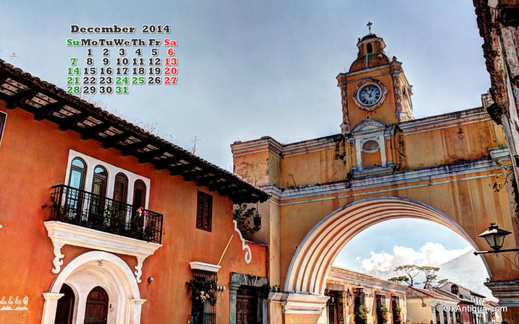 Arco Santa Catalina antigua guatemala