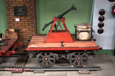 Museo de Ferrocarriles Guatemala