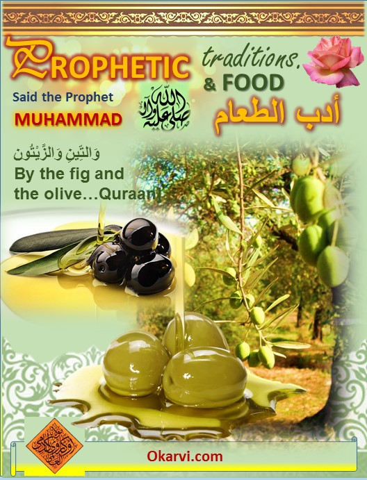FOOD TRADITIONS & PROPHET ﷺ