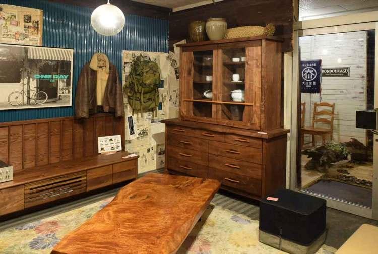 人気でおすすめのウォールナットの家具