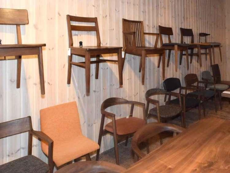 大川市でお勧めで人気の家具屋さん近藤家具のチェアー