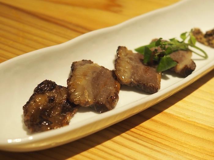 【旬席 いし田】豚の焼き物