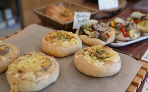 【TERA】れんこんとチーズとツナのパン