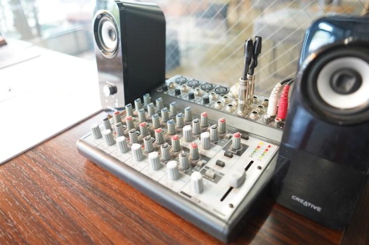 【CCCSD】音響の機械