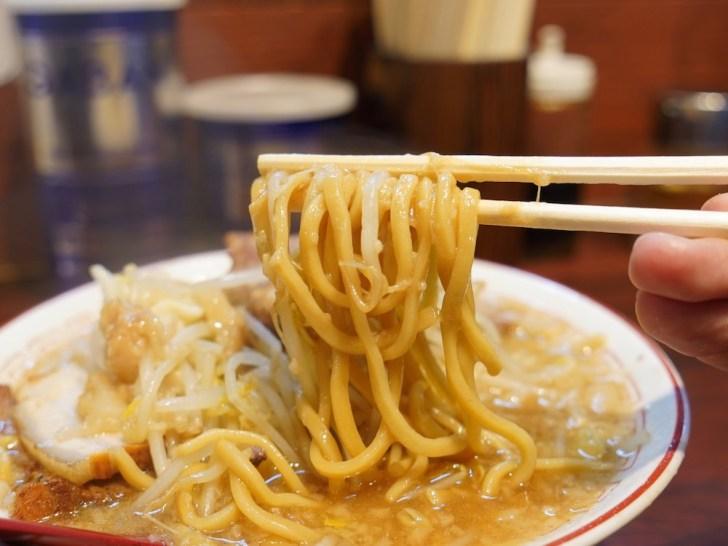【らーめん加藤商店】麺