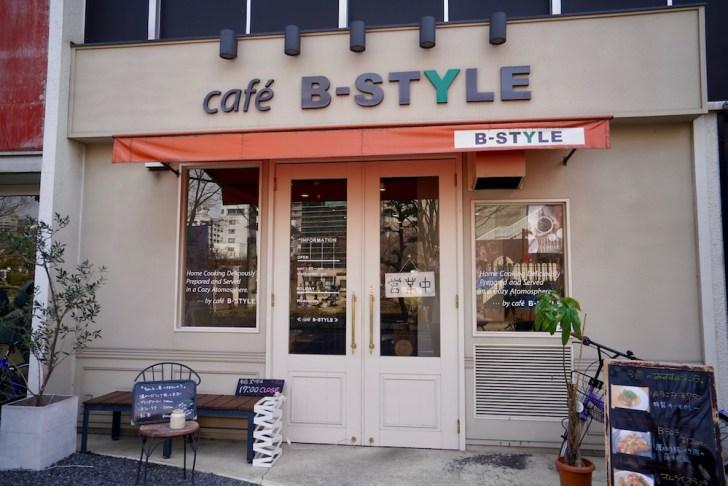 【Cafe B-STYLE】外観