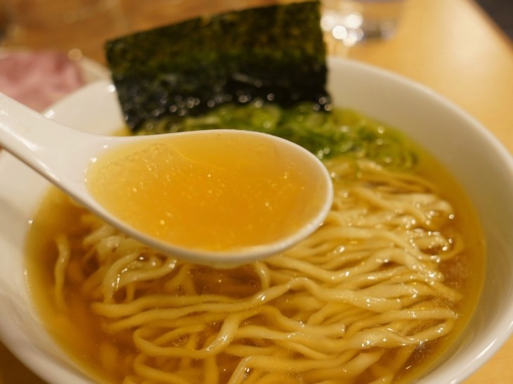 【浜堂岡山】スープ