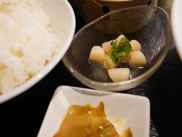 【中華料理 蔦福】貝柱