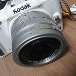 カメラ用にレッグバッグを改造したよ!