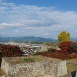 【作ってみた】カラーの津山城天守閣