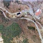 竜山鉱山の1948年~1975年の航空写真を用意してみた