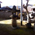 倉敷市、北村公会堂で宝塔を見てきたよ!
