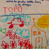 """""""C'ERA UNA VOLTA..."""": A CAPRIOLO (BS) LA FIABA SI FA ESPERIENZA. ECCO LA PRIMA STORIA CREATA DAI BAMBINI..."""