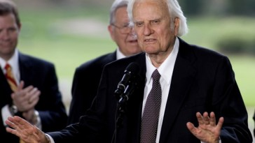 Billy Graham Names the One Sin That Can't Be Forgiven