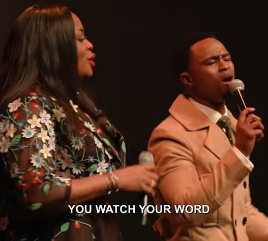 strong faith by sinach featuring martin pk
