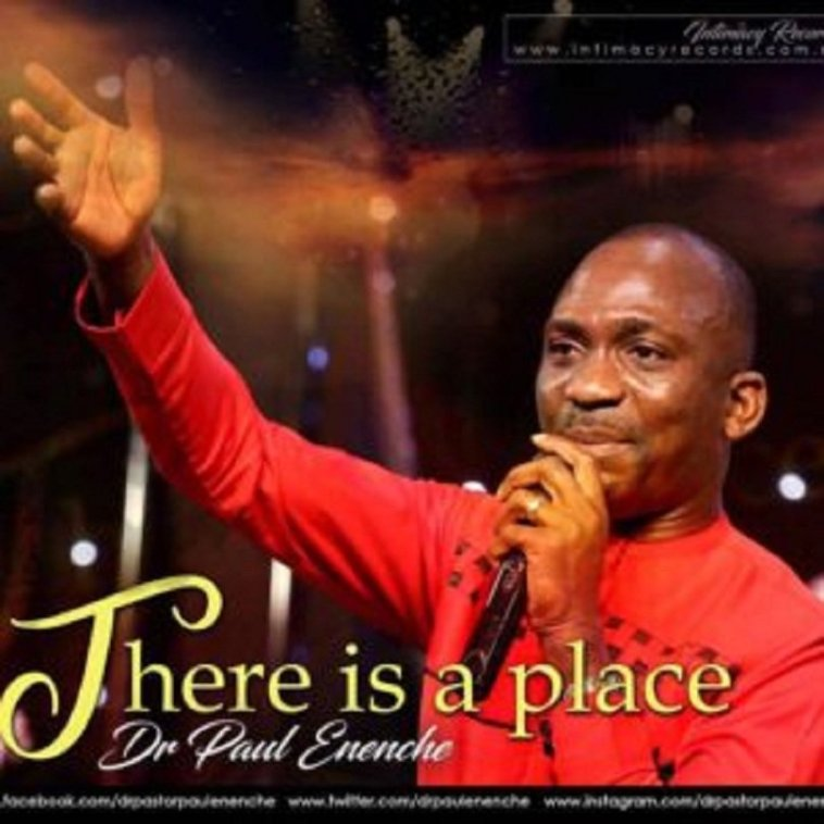 New Worship There Is A Place By Pastor Dr Paul Eneche