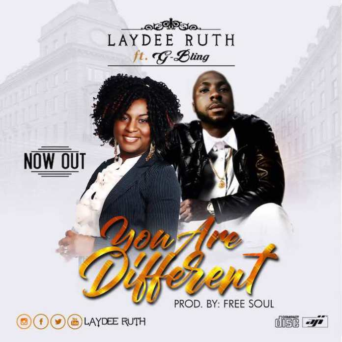 You Are DifferentBy Laydee Ruth