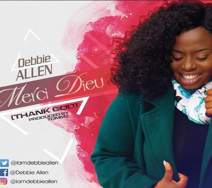 Merci Dieu (Thank God) ByDebbie Allen