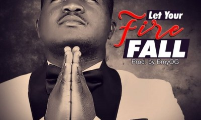 Let Your Fire Fall by Sunny Praiz