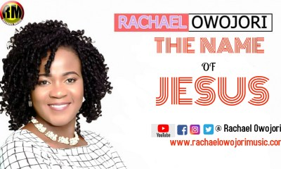 The Name Of Jesus By Rachael Owojori