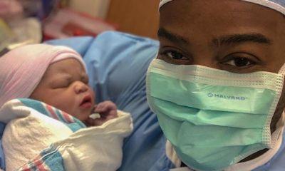 travis greene new baby