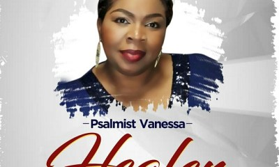 download Healer - Psalmist Vanessa