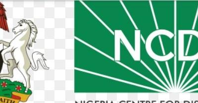 confirmed cases in Nigeria