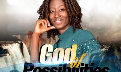 God of Possibilities By Lizzy Ikeh