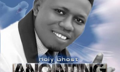 Davelyn Moore – Holy Ghost Anointing