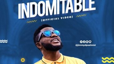 Indomitable - Jimmy D Psalmist