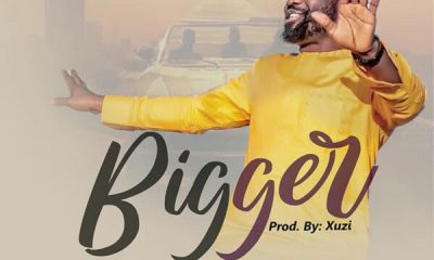 BIGGER - Uche Chris MOG