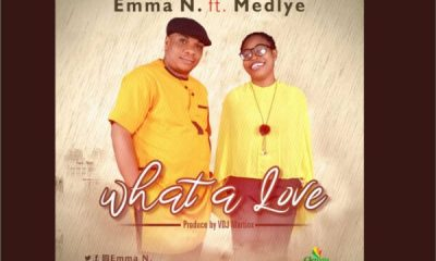EMMA N - WHAT A LOVE FEAT. TOKONI MEDLYE