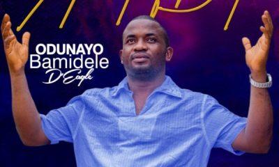 Ancient of Days – Odunayo Bamidele D'Eagle