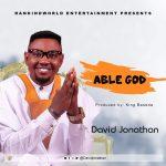 Able God - David Jonathan