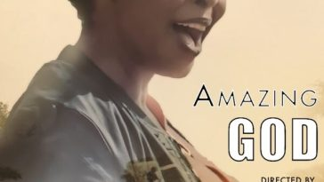 Amazing God - Angela Victor