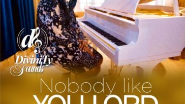 Nobody Like You Lord - Tina Divine