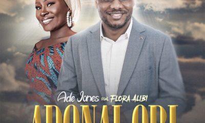Ade Jones - Adonai Ori