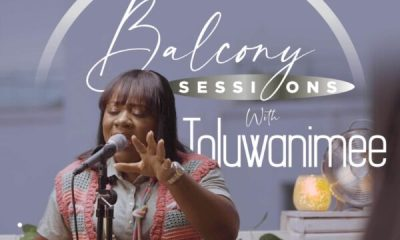 Balcony Session with Reckless Love - Toluwanimee